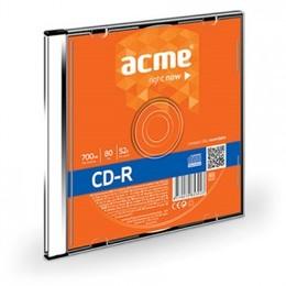 Acme CD-R 80/700MB 52X slim box