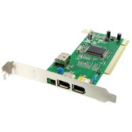 noname Firewire 1394 1394 4World 3+1 PCI