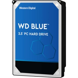 Western Digital WD Blue 6TB, SATA