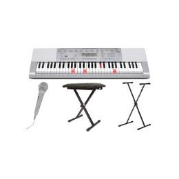 Casio  LK-280 inkl Stativ & Pianopall
