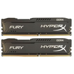 Kingston DDR4 HyperX FURY Black Series