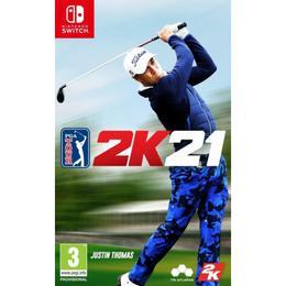 Take-Two Interactive SWITCH PGA Tour 2K21