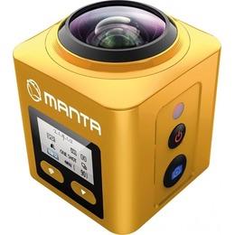 Manta Manta 360 Degree 4k Sport Camera MM9360
