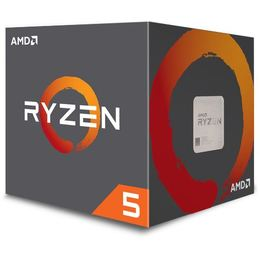 AMD Ryzen 5 2600X, 6C/12T 3.60GHz, box