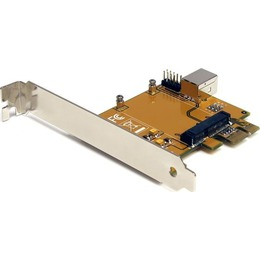StarTech.com PCI interface PCIE TO MINI PCIE CARD ADAPTER