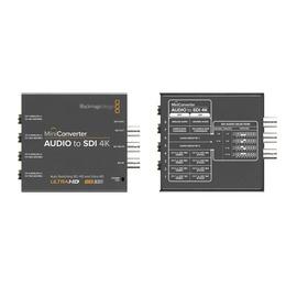 BlackmagicDesign  Mini Converter - Audio to SDI 4K