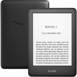 Amazon Kindle 2019 4GB Black with Ads