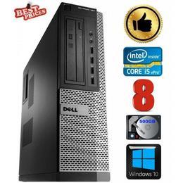 Dell 790 DT i5-2500 8GB 500GB DVDRW WIN10
