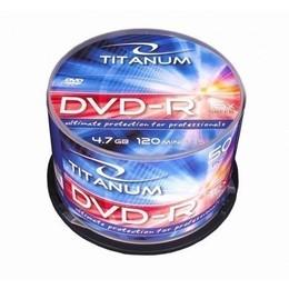 Esperanza DVD-R TITANUM [ cake box 50 | 4.7GB | 16x ]