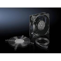 Rittal Ventilaator Rittali rackile 119x119x25mm