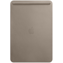 "Apple Leather Sleeve For 10.5"" iPad Pro Taupe"