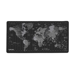 Natec Time zone Map Maxi 800x400 mouse pad