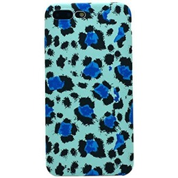 b64e86387bb Mocco Fashion Case Glow in The Dark Panther For Apple iPhone 6 / 6S Blue