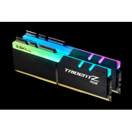 G.Skill Trident Z RGB DDR4 16GB (2x8GB) 4400MHz CL18 1.4V XMP 2.0