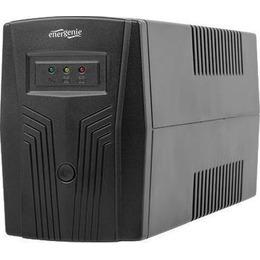 "Gembird  UPS Energenie by 650 VA ""Basic 650"" UPS,AVR,Shuko output sockets,black"