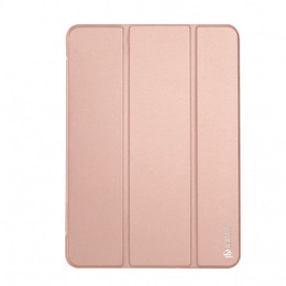 Dux Ducis Premium Magnet Case For Tablet Apple iPad 9.7 (2018) Rose Gold