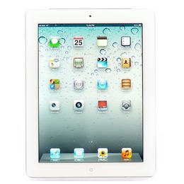 Apple  Kasutatud iPad 2 16 GB Wi-Fi + 3G White (Grade B)