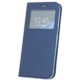 0f7fa86a170 Mocco Smart Look Magnet Book Case For Samsung Galaxy A3 A310 Blue