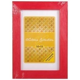 Victoria Collection  Pildiraam Nut 10x15, Red (VF2285)