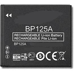 ExtraDigital (analoog aku) IA-BP125A (1150mAh)