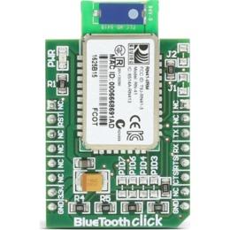 MikroElektronika Bluetooth Click - RN41 Bluetooth 2.1 moodul (MIKROE-958)