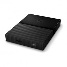 Western Digital My Passport WDBYNN0010BBK-WESN 1TB Black