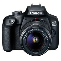 Canon EOS 4000D + 18-55mm III