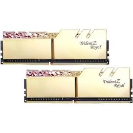 G.Skill DDR4 Trident Z Royal 16 Kit (8GBx2) GB, DDR4, 3200 MHz, PC/server, Registered No