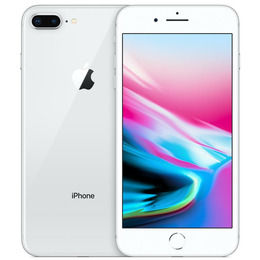 Apple iPhone 8 Plus 64GB hõbedane (REMADE) 2Y-Warranty