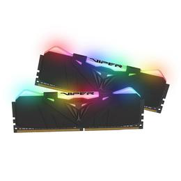 Patriot DDR4 Viper RGB 16GB KIT (2x8GB) 3600Mhz CL17 black