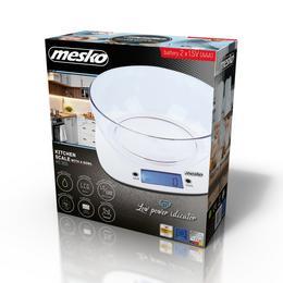 Mesko MS 3165 White
