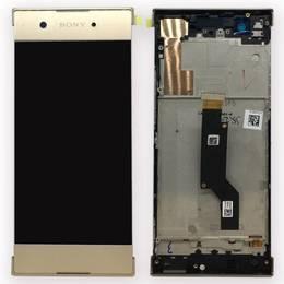Sony Puutetundlik klaas ja LCD ekraan Xperia XA1(G3121) , Gold