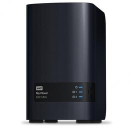 Western Digital  My Cloud EX2 Ultra WDBVBZ0060JCH-EESN 6TB