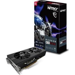 Sapphire  AMD Radeon RX 580 | 8 GB | 256 bit | PCIE 3.0 16x | GDDR5 | Memory 2000 MHz | Dual Slot Fansink | 1xDVI | 2xHDMI | 2xDisplayPort | 11265-01-20G