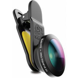 BLACK EYE Kalasilma objektiiv Pro Fisheye G4