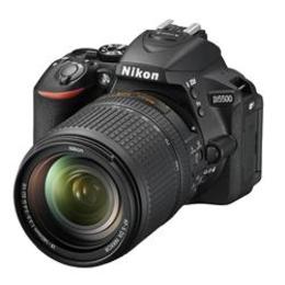 Nikon D5500 + 18-140mm VR Black