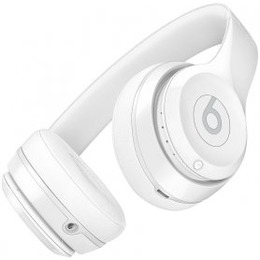 Beats  by Dr. Dre Solo3 Gloss White