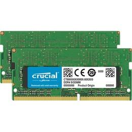 Crucial DDR4 CRU  2x16GB 2666MHZ, SODIMM, CL19