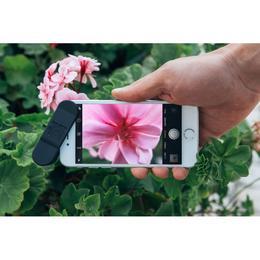 BLACK EYE Teie telefoni Combo G4 objektiivikomplekt
