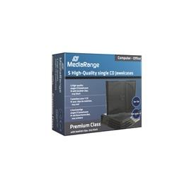 MediaRange CD karp 1-le, Blacka sisuga, pakk