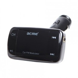 Acme  F100-01 Car FM Transmitter with SD card