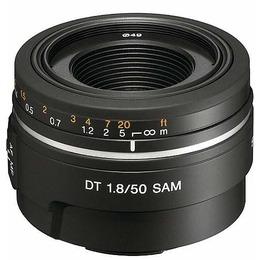 Sony AF 50mm F1.8 DT SAM
