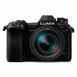 Panasonic Lumix G9 + objektiiv Leica VR 12-60 mm
