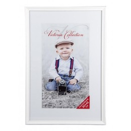 Victoria Collection  Pildiraam Memory 30x45, White