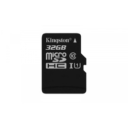 Kingston microSDHC 32GB Canvas Select CL10 UHS-I