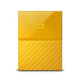 Western Digital WesternDigital My Passport WDBS4B0020BYL-WESN 2TB Yellow