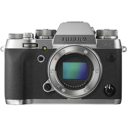 Fujifilm  X-T2 Body Graphite Silver Edition