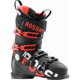 Rossignol Allspeed Pro 120 Ski Boots Black/Red 29.5