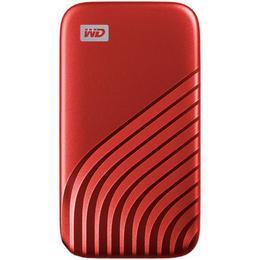 Western Digital SSD My Passport Red 1TB