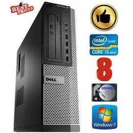 Dell 790 DT i5-2500 8GB 500GB DVDRW WIN7Pro